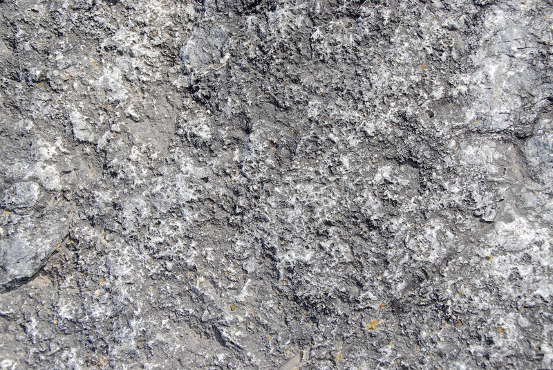 Grey rock texture stock photography