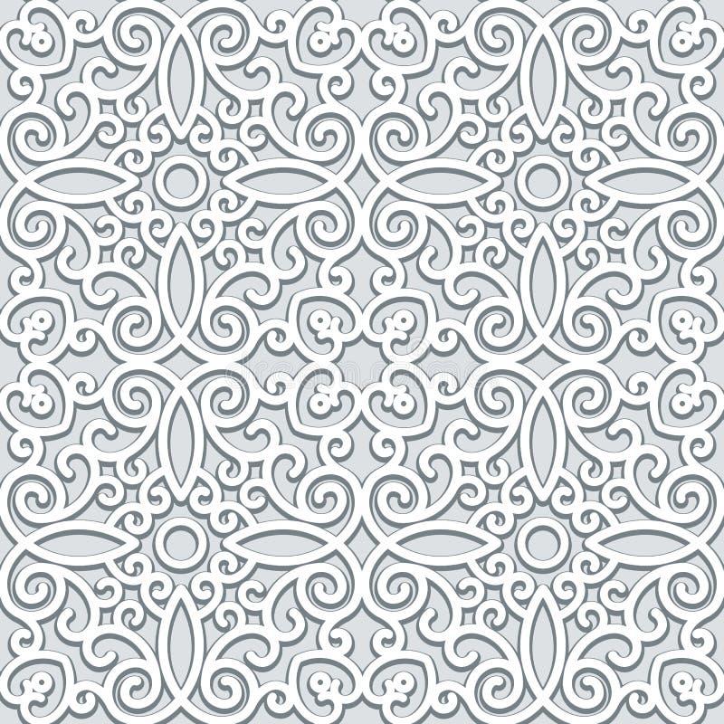 Free Grey Seamless Pattern Royalty Free Stock Photo - 47702385