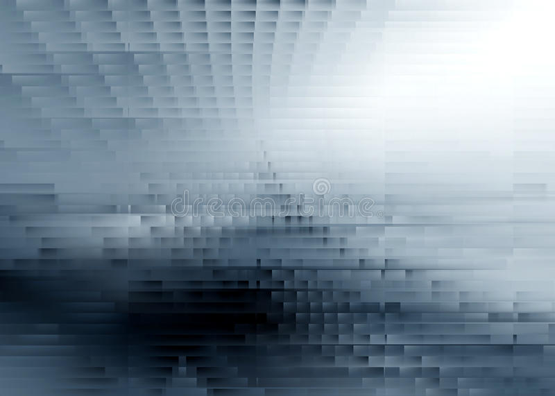 Grey soft abstract background royalty free illustration