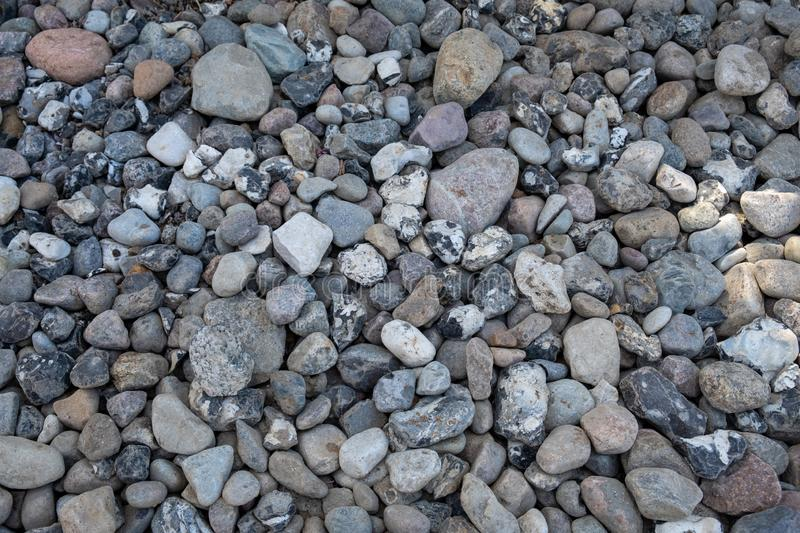 A grey stone as background stock images