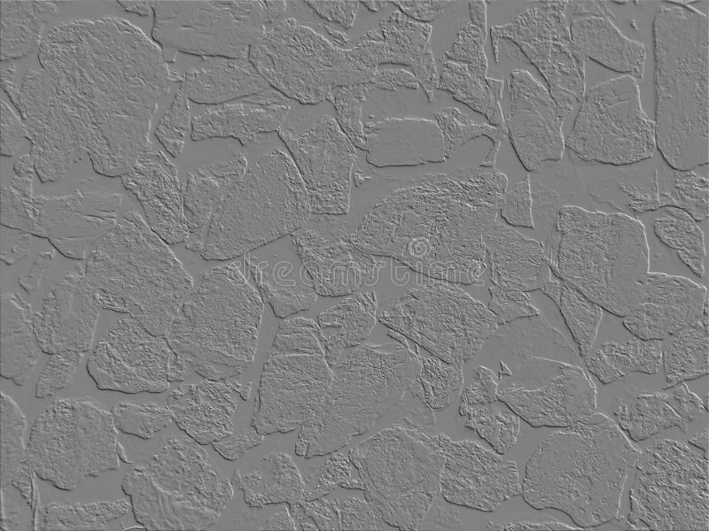 Grey Stone Mural, Background, Wallpaper royalty free stock images