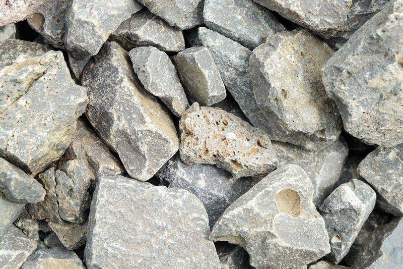 Grey Stones Background royalty-vrije stock foto