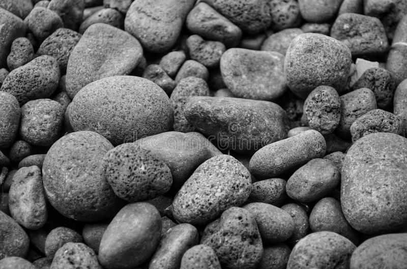Grey Stones Detail stock images