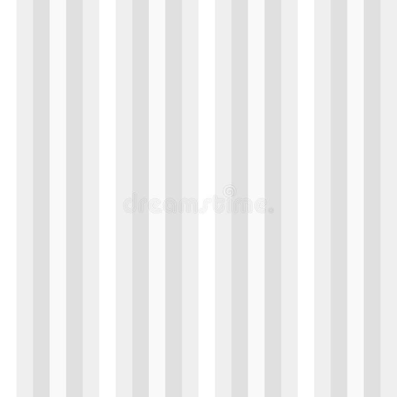 Grey Stripe Background Minimalism, Gray Seamless Pattern claro - vetor ilustração stock