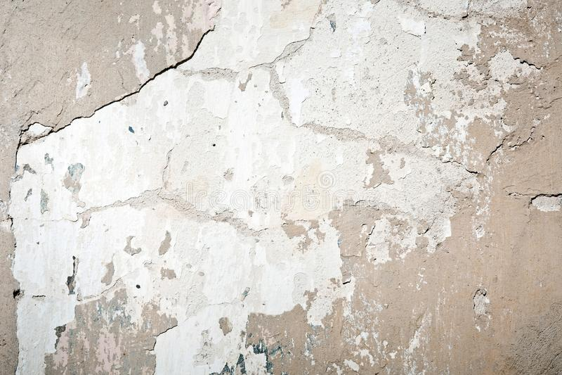 Grey stucco surface background stock images