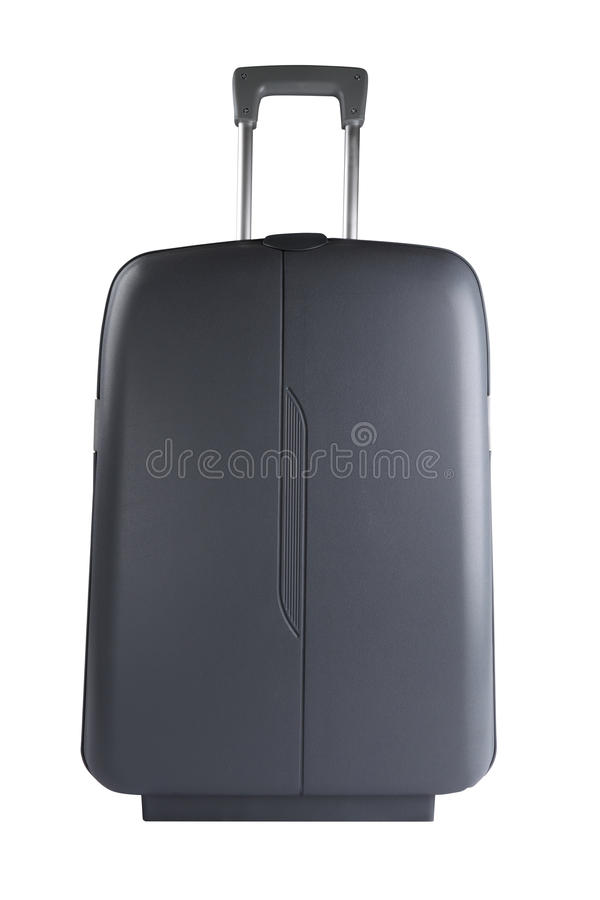 Download Grey Suitcase Isolated Royalty Free Stock Photos - Image: 19322918