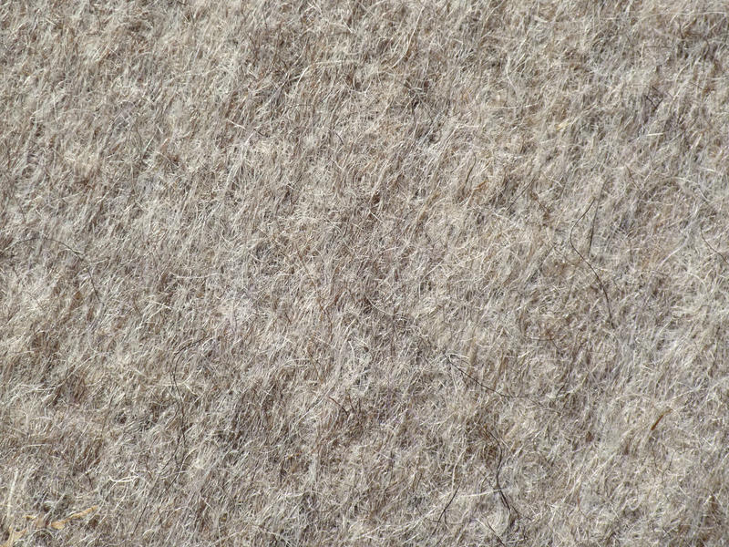 Grey Synthetic Felt Stock Images