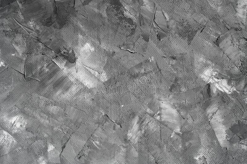 Grey texture decorative Venetian stucco for backgrounds royalty free stock photos