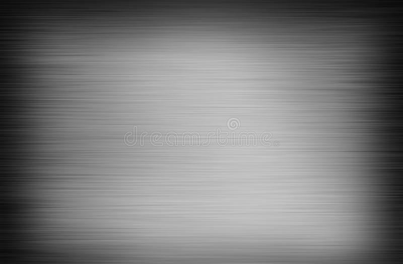 Grey Titanium Abstract Background lizenzfreie stockbilder