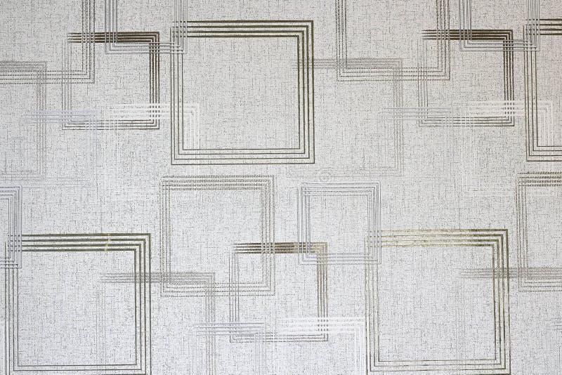 Grey Wallpaper-textuur voor muren Sluit omhoog stock fotografie