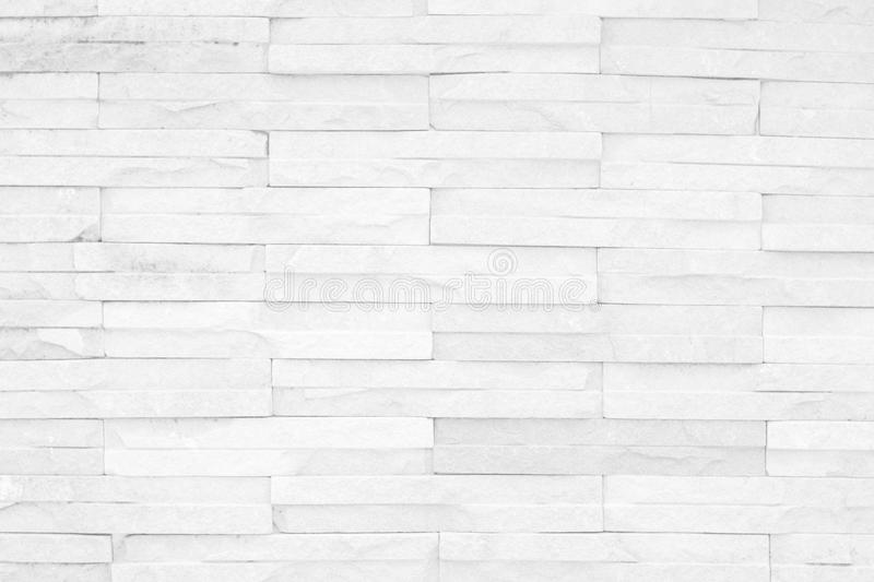 Grey and white brick wall texture background. Brickwork or stone royalty free stock image