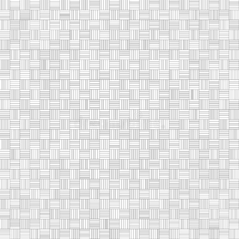 Grey And White Square Background abstrato, tijolos, retângulo, quadrado ilustração stock