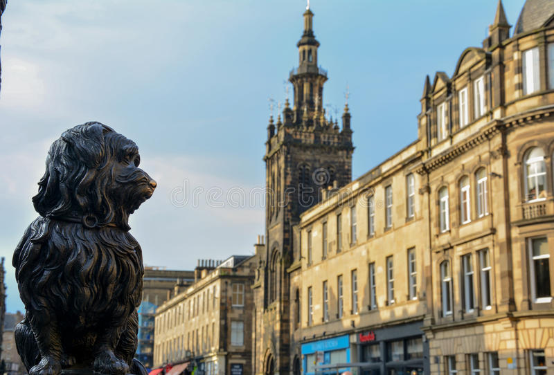 Greyfriars Bobby photographie stock libre de droits