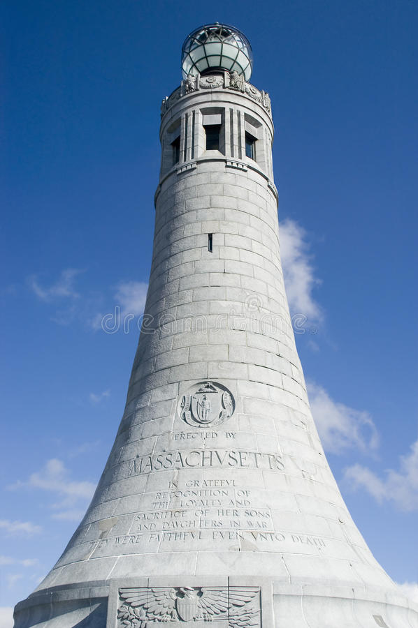 greylock το μνημείο επικολλά το&n στοκ φωτογραφία με δικαίωμα ελεύθερης χρήσης