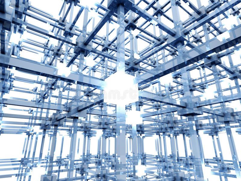 Download The Grid stock illustration. Image of http, network, activated - 19492313