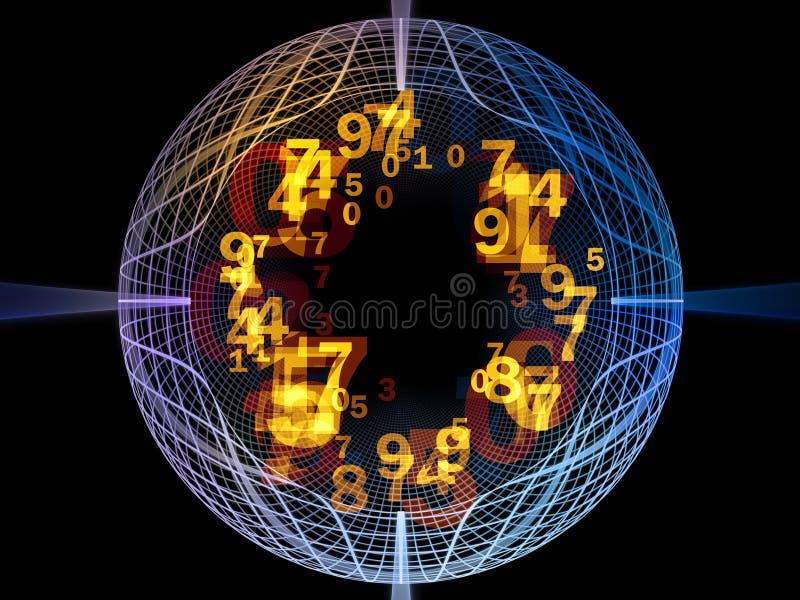 Grid Background vector illustration
