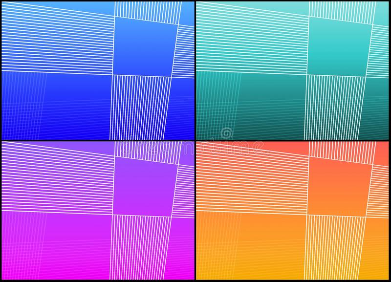 Download Grid backgrounds stock illustration. Image of artistic - 19808297