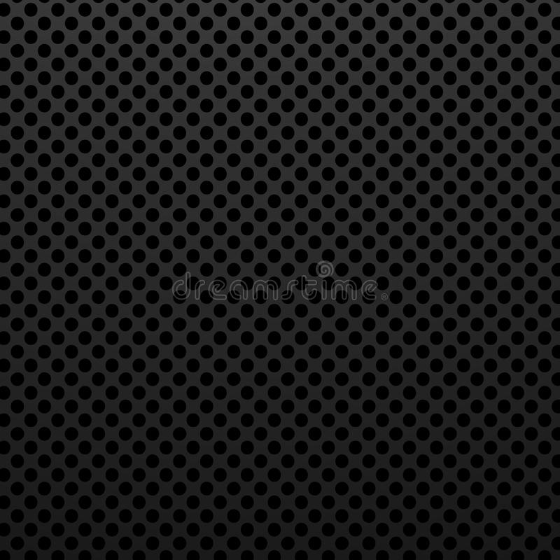 Free Grid Black Metal Texture. Vector Eps10 Royalty Free Stock Images - 84653429