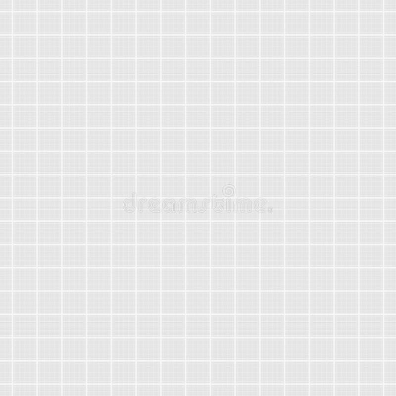 Grid geometric seamless pattern. vector illustration