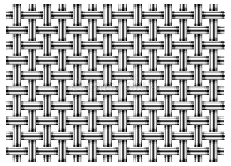 Download Grid pattern stock vector. Illustration of tough, rusty - 13326098