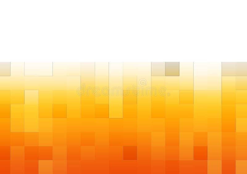 Grid web Background royalty free illustration