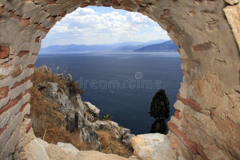 Griechenland, ägäisch stockfoto