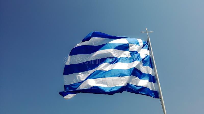 Download Griechenland stockfoto. Bild von sonne, ferien, blau - 96927786
