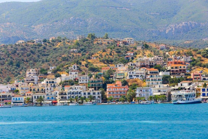 Griechenland-Insel lizenzfreie stockfotografie