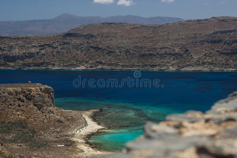 Griechenland Kreta stockfoto
