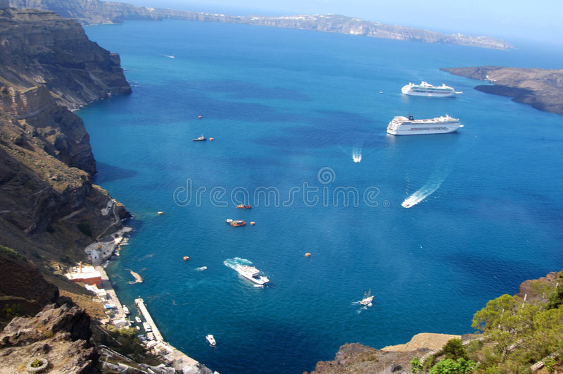 Griechisch lizenzfreies stockfoto