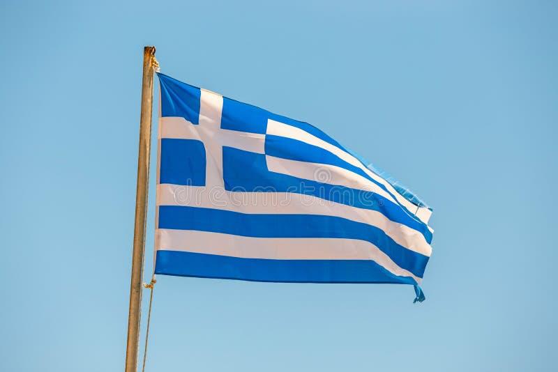 Himmel Griechisch