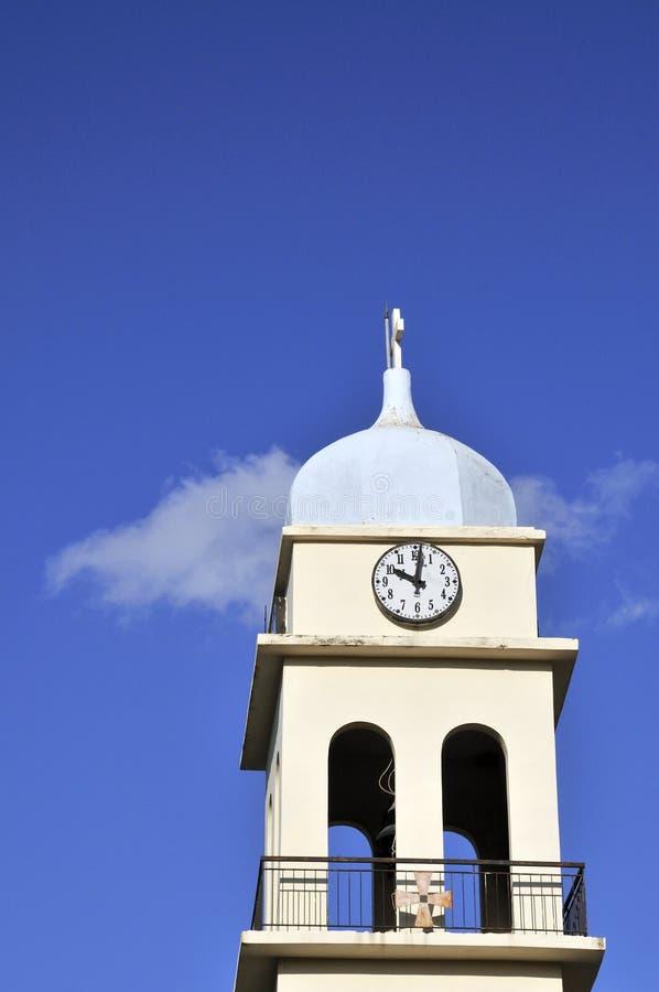 Griechische Kirche lizenzfreies stockfoto