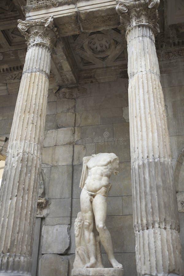 Griechische Statue stockfoto