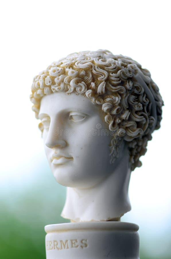 Griechischer Gott, Hermes, stockfoto