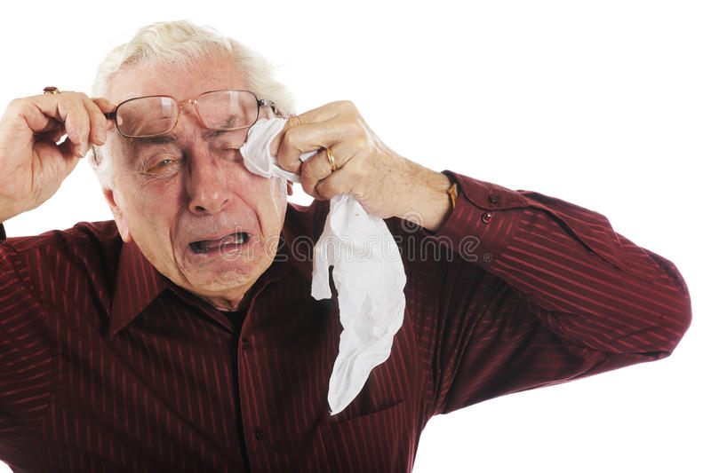 Download Grief! stock photo. Image of wiping, wipe, sadness, weep - 19558726