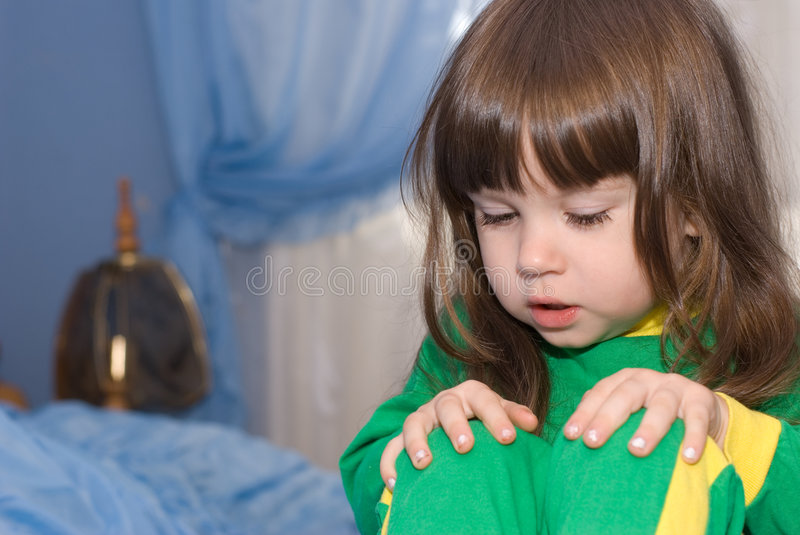 Download Grief stock photo. Image of corduroy, daughter, autumn - 7179548
