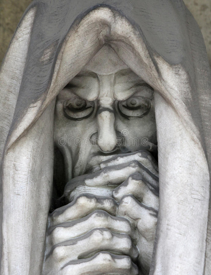 Download Grief stock image. Image of religious, statue, tomb, suffering - 39172341