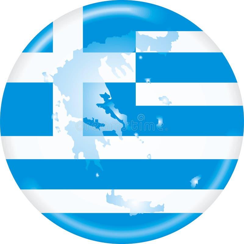Griekenland stock illustratie