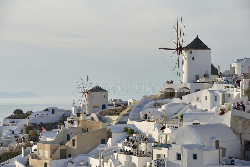 Griekenland Het Eiland Santorini royalty-vrije stock foto