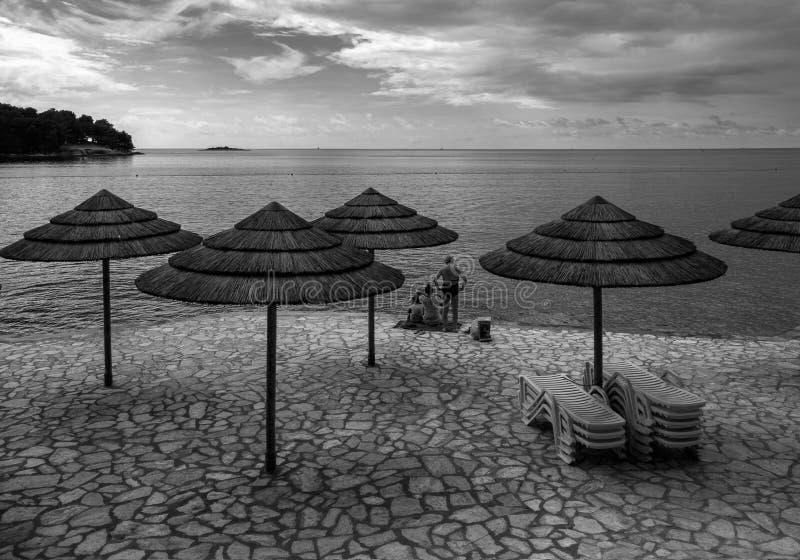 Griekenland kreta Strand royalty-vrije stock foto