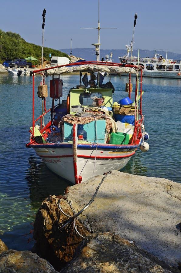 Griekenland, Pelion stock afbeeldingen