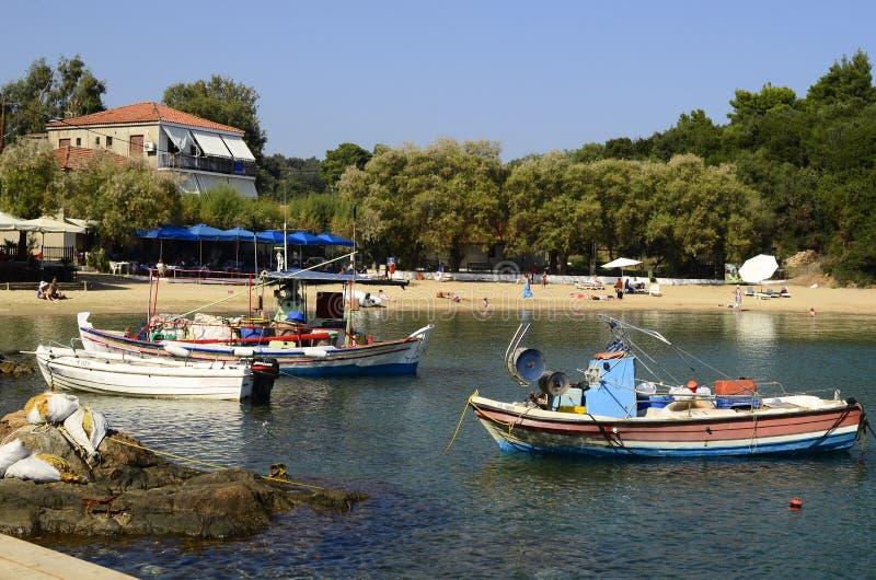 Griekenland, Pelion-Schiereiland royalty-vrije stock foto