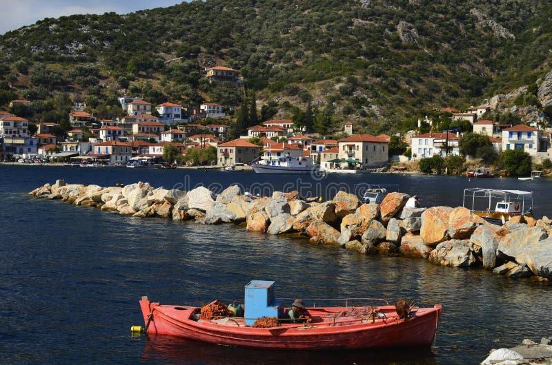 Griekenland, Pelion-Schiereiland royalty-vrije stock afbeeldingen