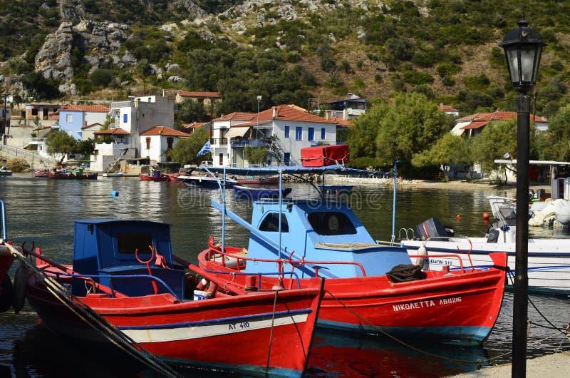 Griekenland, Pelion-Schiereiland royalty-vrije stock afbeelding