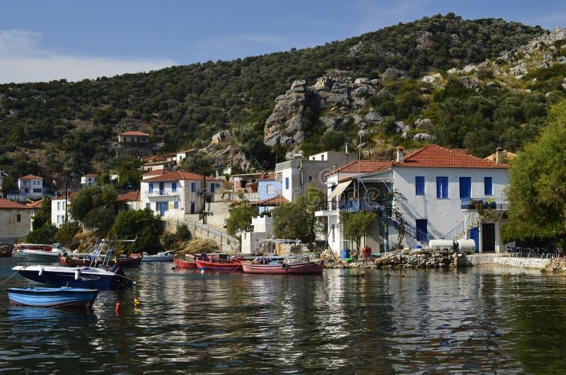 Griekenland, Pelion-Schiereiland stock foto's