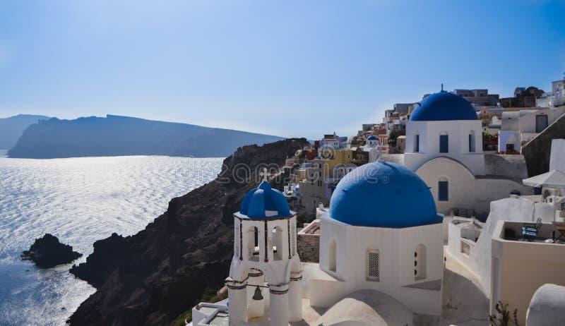 Griekenland Santorini stock foto's