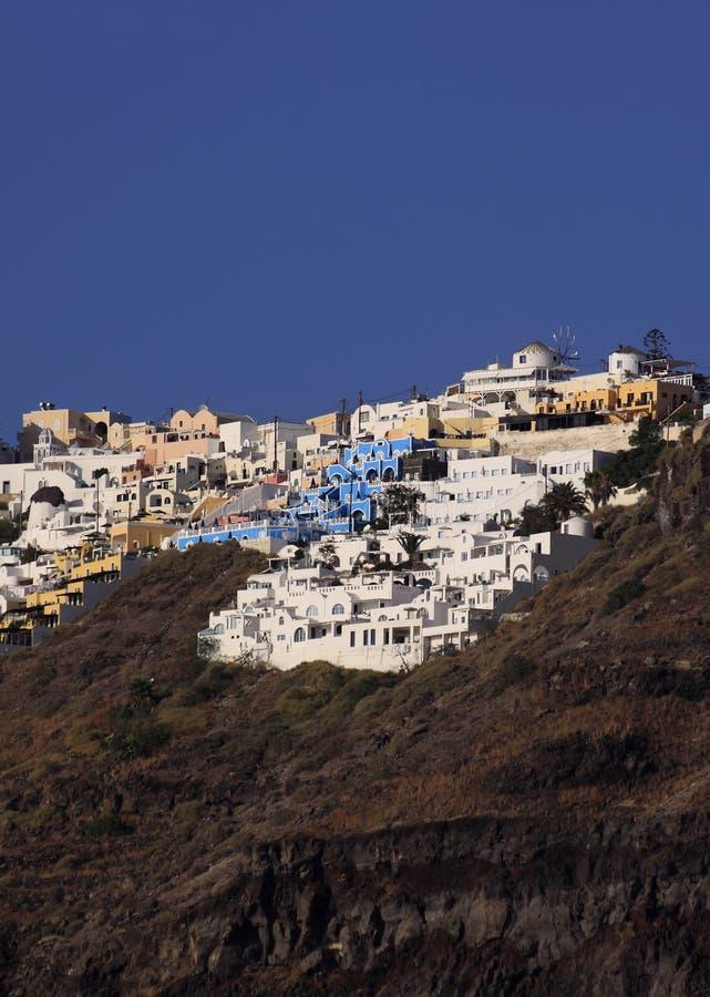 Griekenland, Santorini, Fira