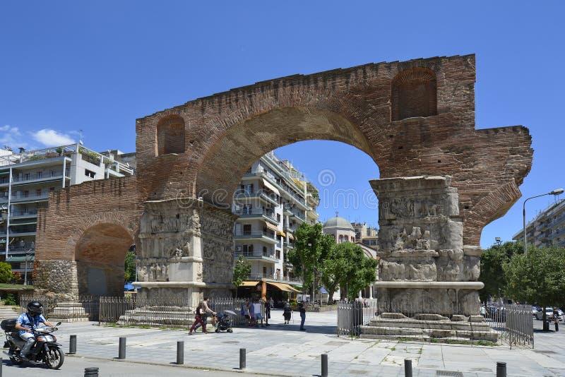 Griekenland, Thessaloniki royalty-vrije stock foto
