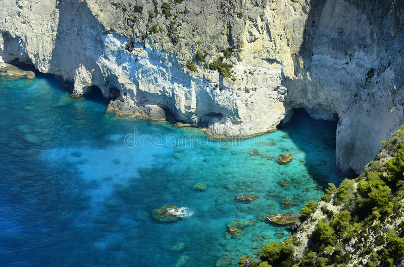 Griekenland, Zakynthos stock foto