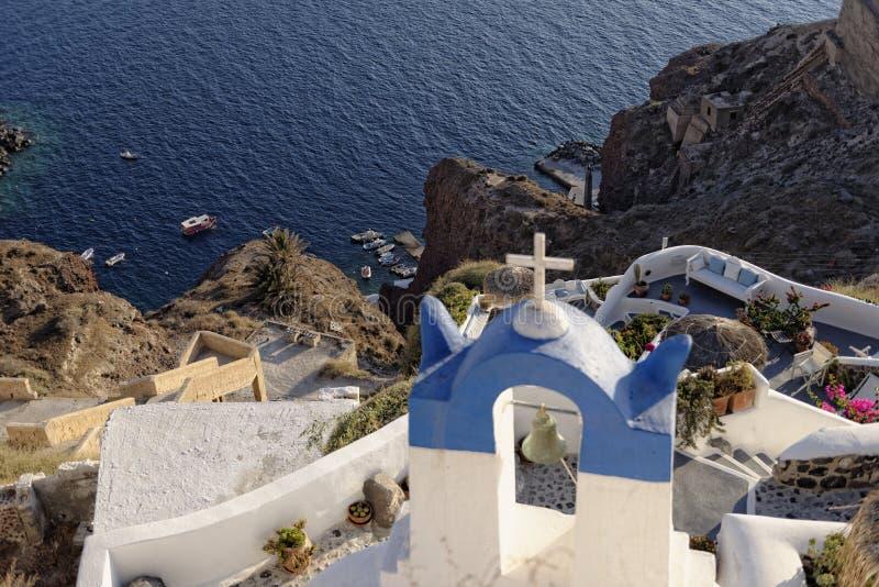 Grieks Eiland stock afbeelding